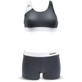 Head Splice Plus Bikini Women Black/White